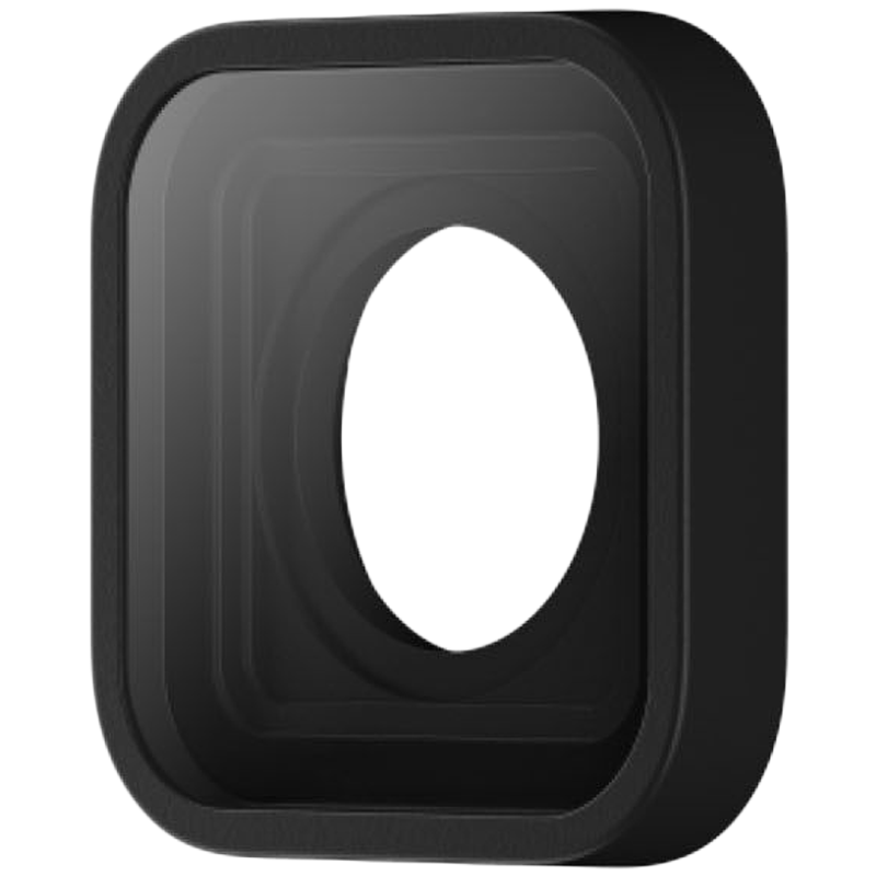 GoPro Camera Lens Replacement Cover For Hero9 Black (Easy to Remove and Replace, ADCOV-001, Black)_1
