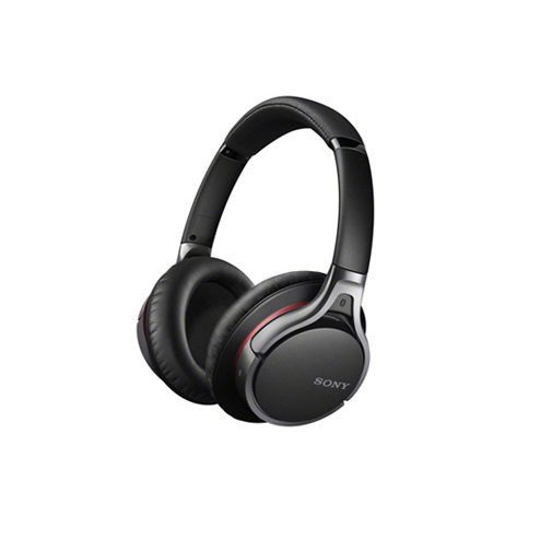 Sony MDR-10RBT Over-the-ear Bluetooth Headphone (Black)_1
