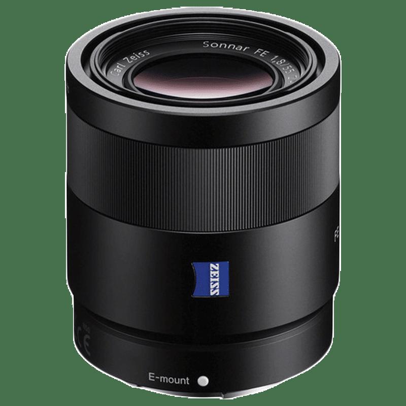 Sony Sonnar T FE 55 mm f/1.8 ZA Lens (SEL55F18Z AE, Black)_1