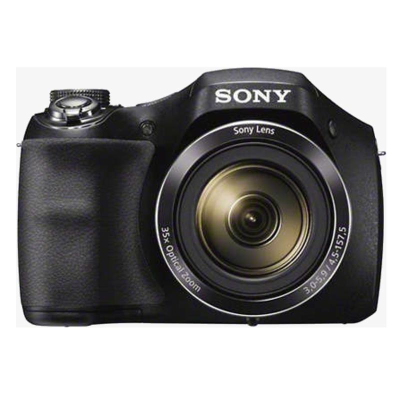 Sony Cyber Shot 20.1 MP Point & Shoot Camera (DSC-H300, Black)_1