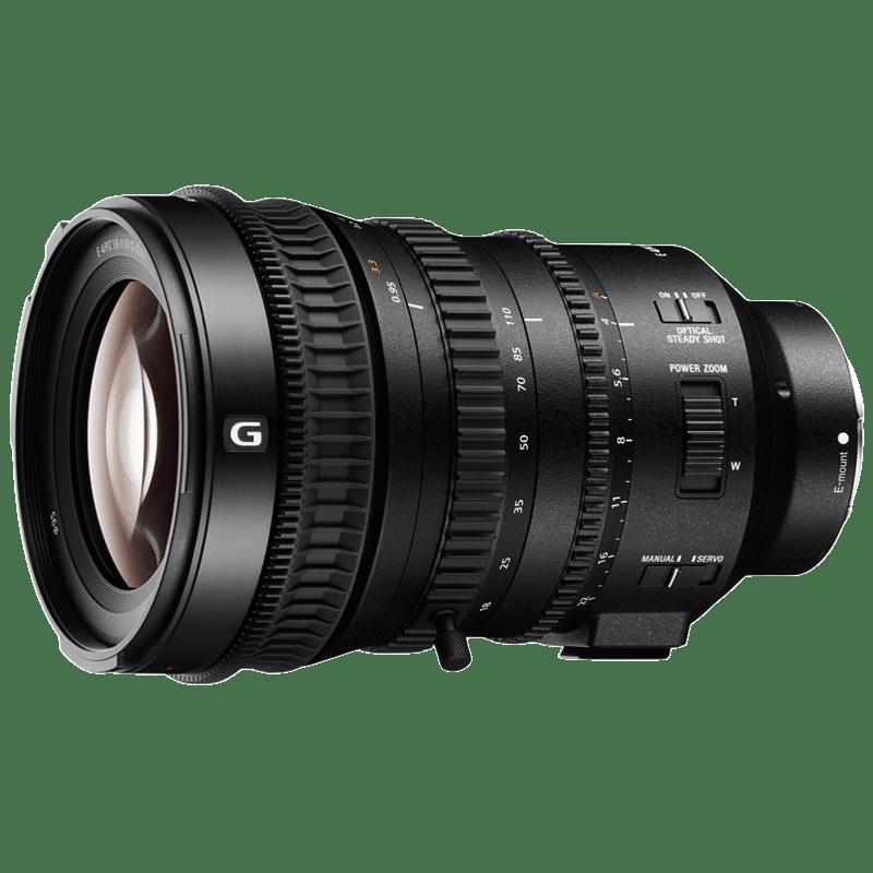 Sony E PZ 18-110 mm f/4 G OSS Lens (SELP18110G/CSYX, Black) _1