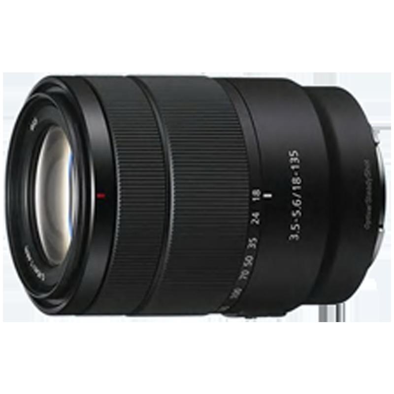 Sony E 18-135 mm f/3.5-5.6 OSS Lens (SEL18135 SYX, Black)_1