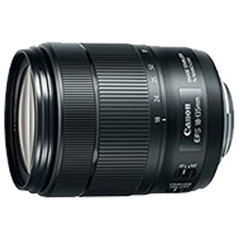 Canon Zoom Lens (EF-S 18-135 mm f/3.5-5.6 IS USM, Black)_1
