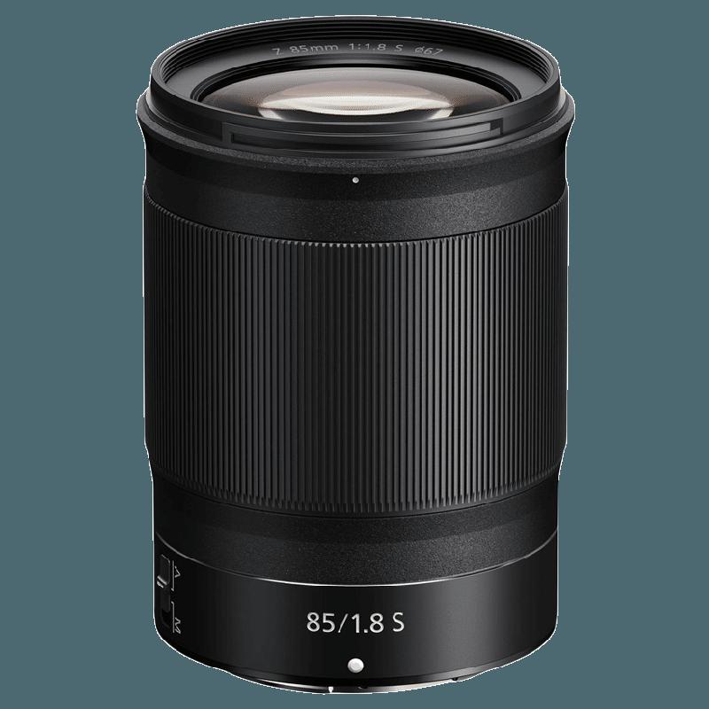 Nikon Nikkor Lens (Z 85 mm f/1.8 S, Black)_1