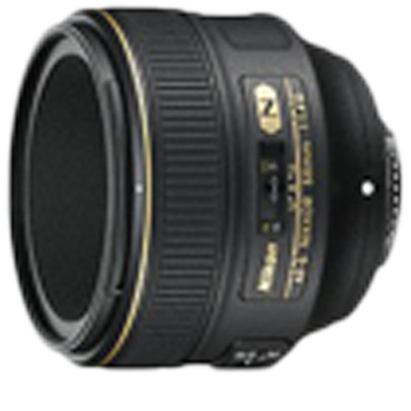Nikon Nikkor Lens (AF-S 58 mm f/1.4G, Black)_1