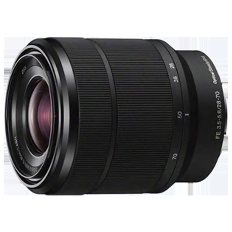 Sony FE 28–70 mm f/3.5–5.6 OSS Lens (SEL2870 AE, Black)_1
