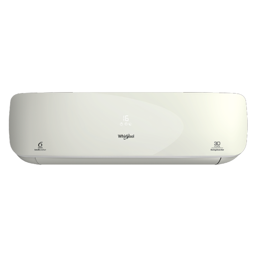 Whirlpool 1 Ton 3 Star Inverter Split AC (3D Cool Swing Pro, Copper Condenser, White)_1