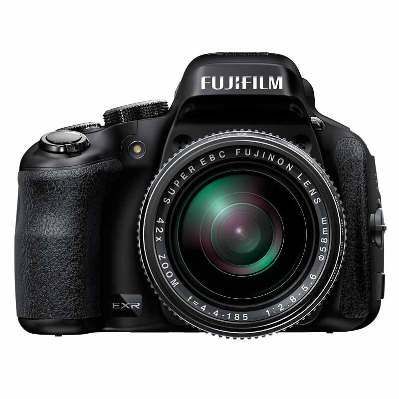 Fujifilm FinePix 16 MP Point & Shoot Camera (HS50EXR, Black)_1