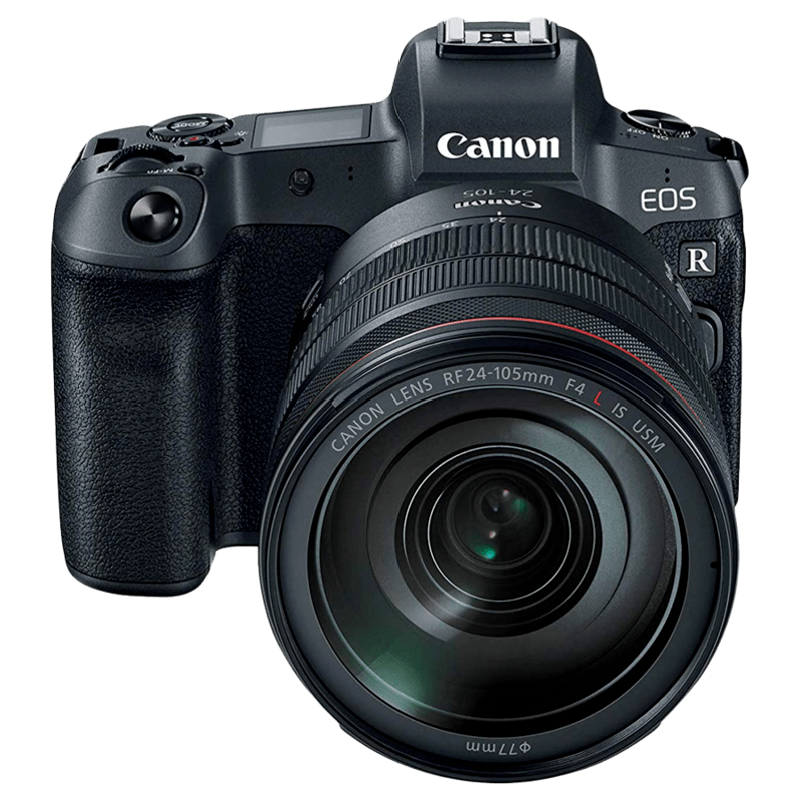 Canon 26.2 MP Mirrorless Camera Body with 24 - 105 mm Lens (EOS RP, Black)_1