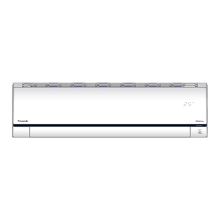 Panasonic 1 Ton 3 Star Inverter Split AC (Air Purification Function, Copper Condenser, WU12VKY, White)_1