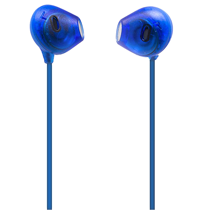 Philips UpBeat In-Ear Wired Earphones with Mic (SHE2305BL/00, Blue)_1