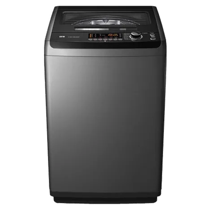 IFB 7 kg Fully Automatic Top Loading Washing Machine (TL-SDG, Sparkling Silver)_1