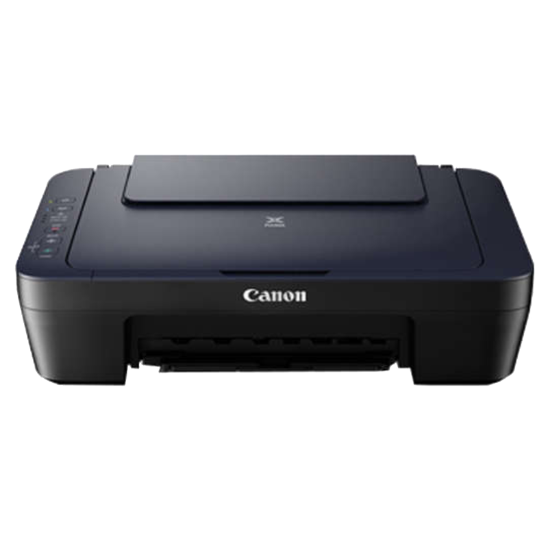 Canon Pixma Multi-Function All-in-One Inkjet Printer (E460/470, Black)_1