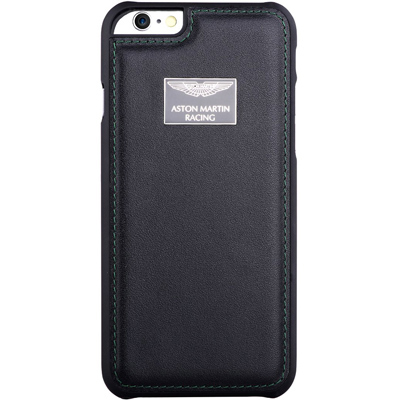 Buy Aston Martin Racing Luxury Pu Leather Back Case Cover For Apple Iphone 6 6s Sw 262 Black Online Croma