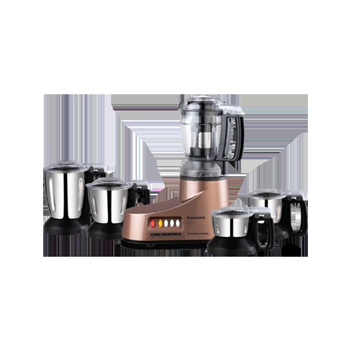 Panasonic 550 Watt Mixer Grinder (MX-AC555, Bronze)_1