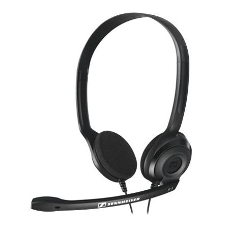 Sennheiser PC 3 CHAT Wired Headset (Black)_1