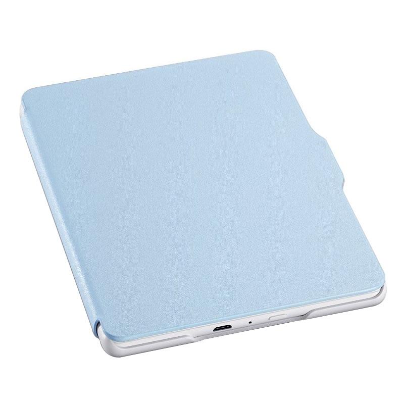 NuPro SlimFit Flip Case for Amazon Kindle 8th Generation (B01FRCNDYU, Blue)_1