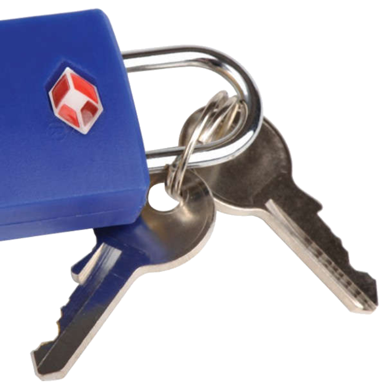 Travel Blue TSA High Security Lock (TB-027B, Blue)_3