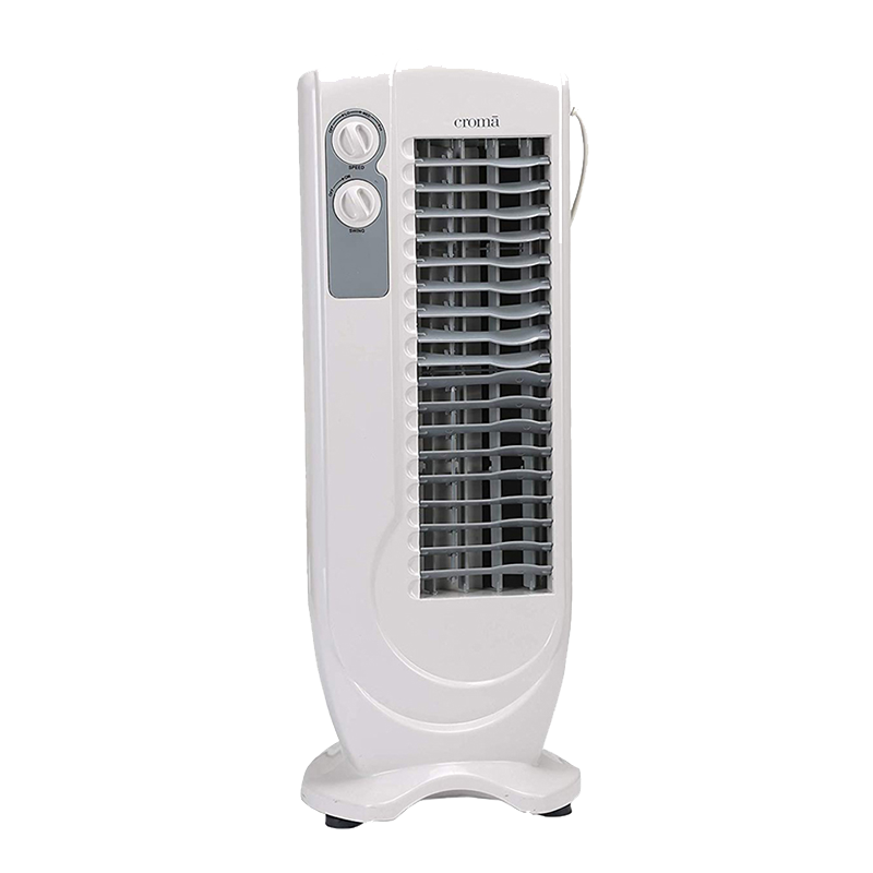 Croma Bladeless Tower Fan (CRAF0031, White)_1