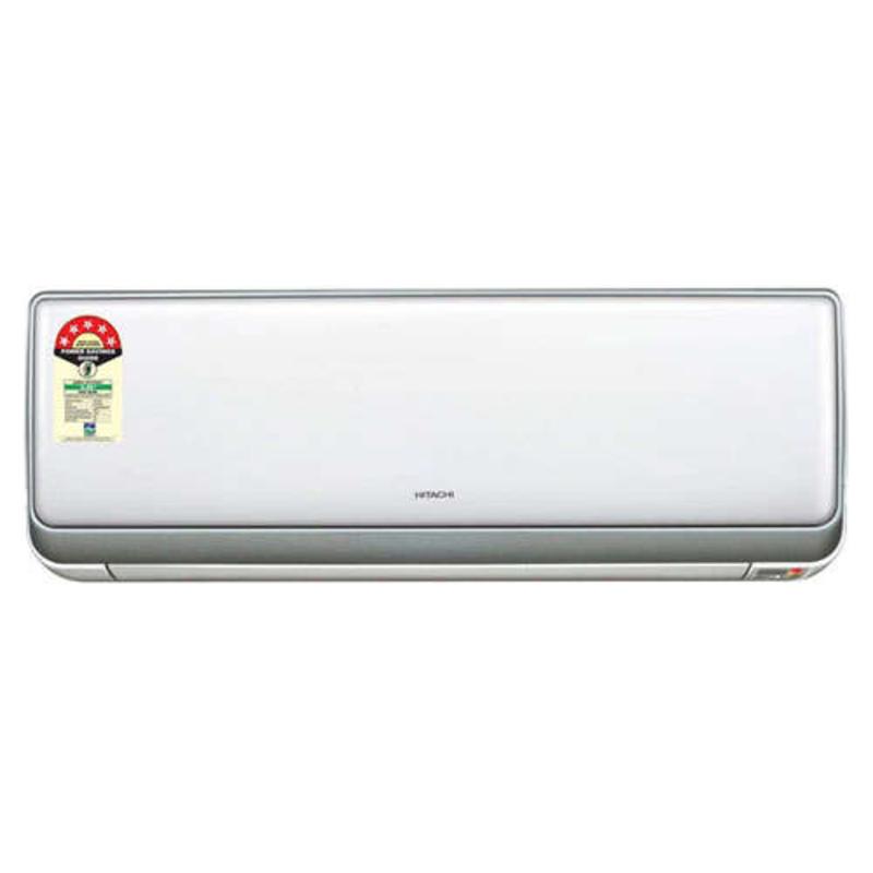 Hitachi 1.2 Ton 4 Star Split AC (I-Clean RAU514ITDA, Copper Condenser, White)_1
