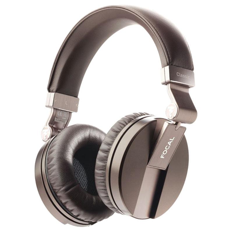 Focal Spirit Classic Headphones (Black)_1