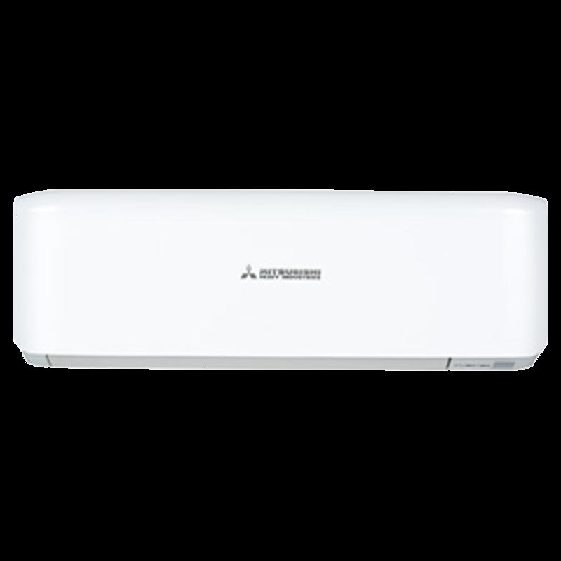 Mitsubishi 1 Ton 5 Star Inverter Split AC ( Hot & Cold, Copper Condenser, SRK 35 ZS-S6, White)_1