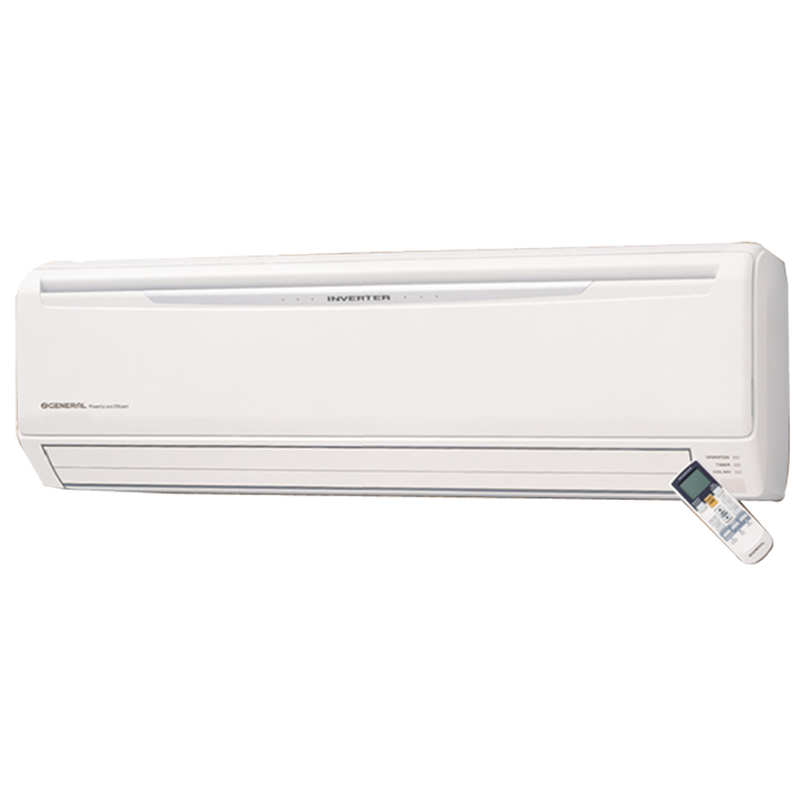 O General 2 Ton 4 Star Inverter Split AC (ASGA24JCC/CB, Copper Condenser, White)_1