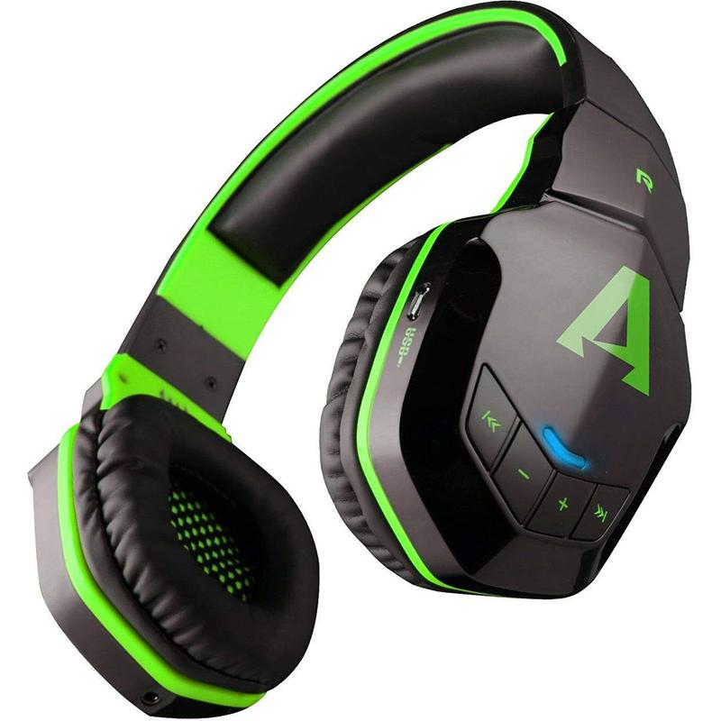 Boat Rockerz 510 Wireless Bluetooth Headphones (Viper Green)_1