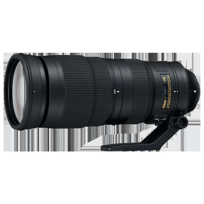Nikon AF-S Nikkor 200-500 mm F5.6-F32 ED VR Lens (JAA822DA, Black)_1