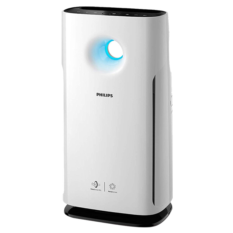 Philips Vitashield Technology Air Purifier (99.97% Particle Removal, AC3257/20, Beige)_1