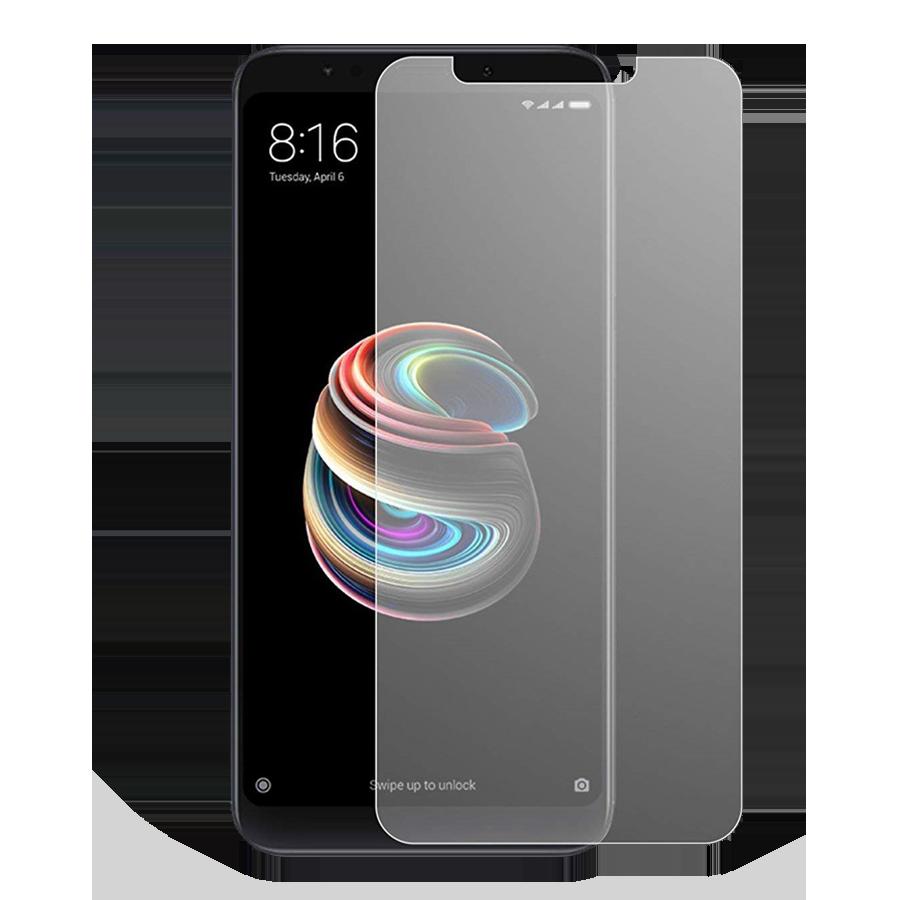 Catz Tempered Glass Screen Protector for Xiaomi Redmi Note 5 (CZ-RN5S-TG0, Transparent)_1