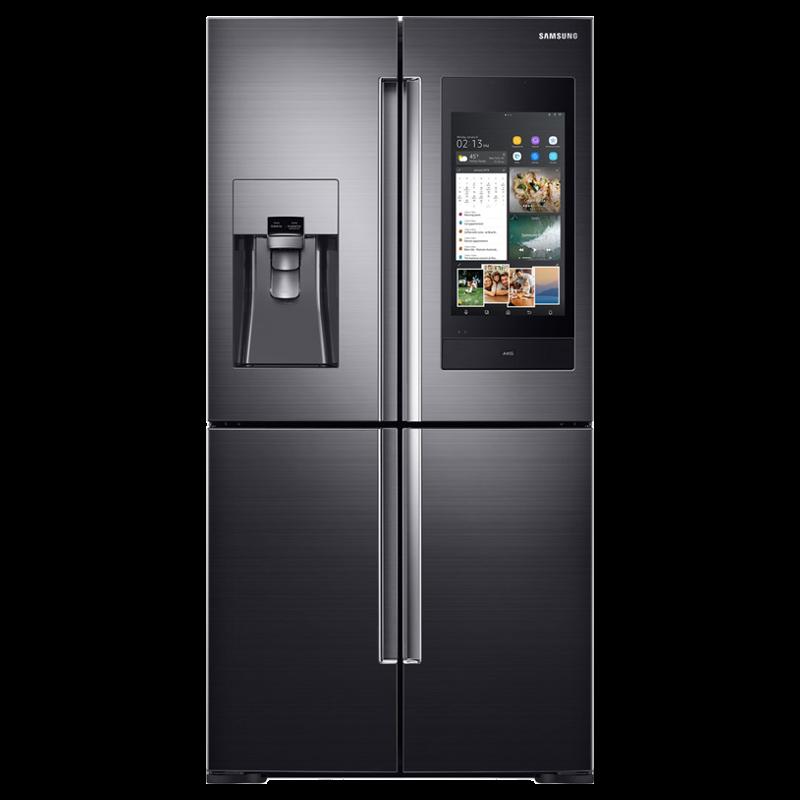 Samsung 810 Litres Digital Inverter Side-by-Side Door Refrigerator (Twin Cooling Plus, RF28N9780SG/TL, Black Inox)_1
