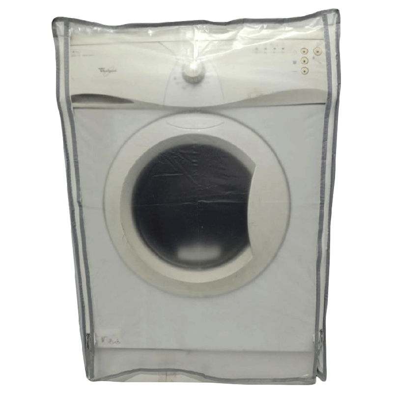 CNS 7-7.5 Kg Front Load Washing Machine Covers (White)_1