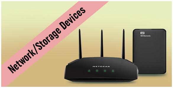 Network/Storage Devices