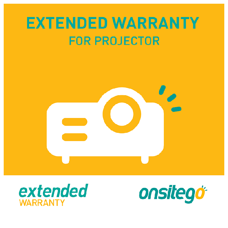 Onsitego 1 Year Extended Warranty for Projector (Rs.30,000 - Rs.40,000)_1