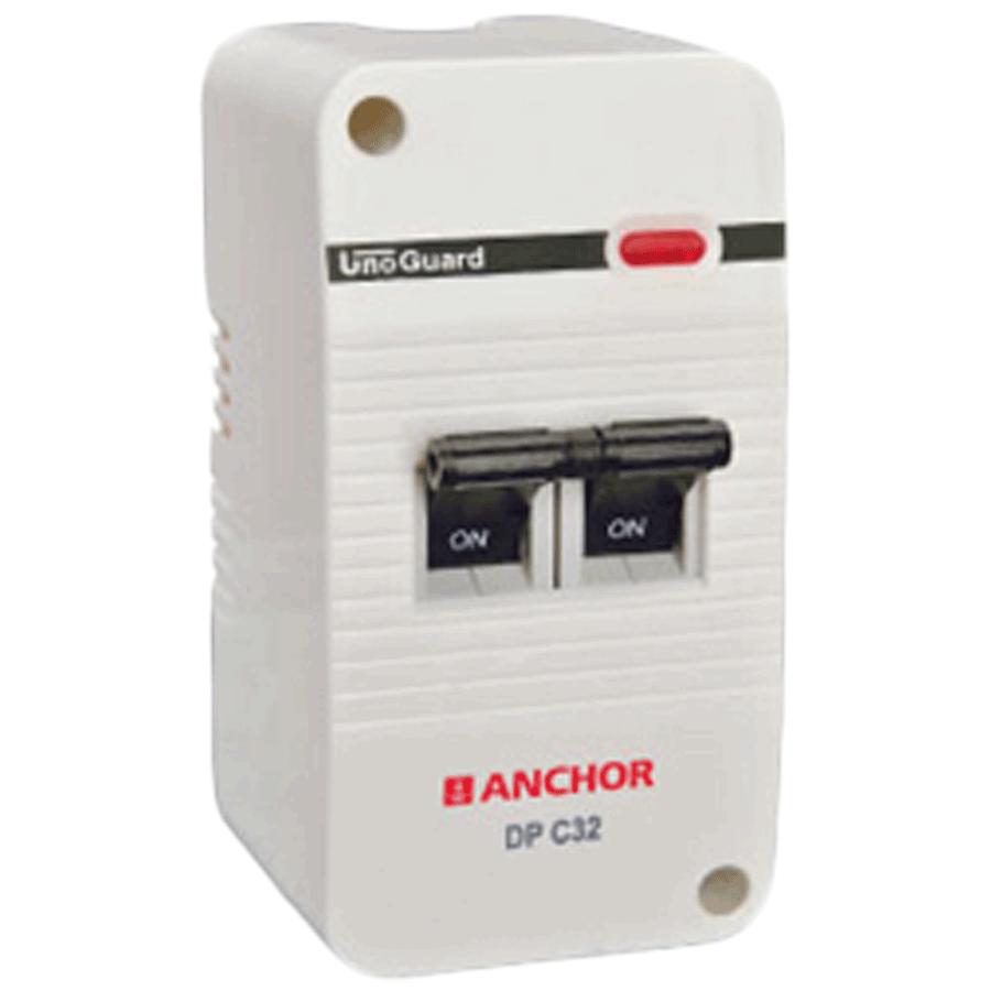 Anchor Uno Guard Mini MCB (98494, White)_1