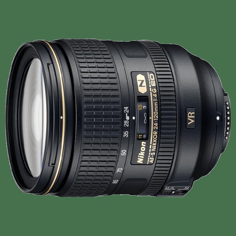 Nikon AF-S Nikkor 24-120 mm F4-F22 ED VR Lens (Black)_1