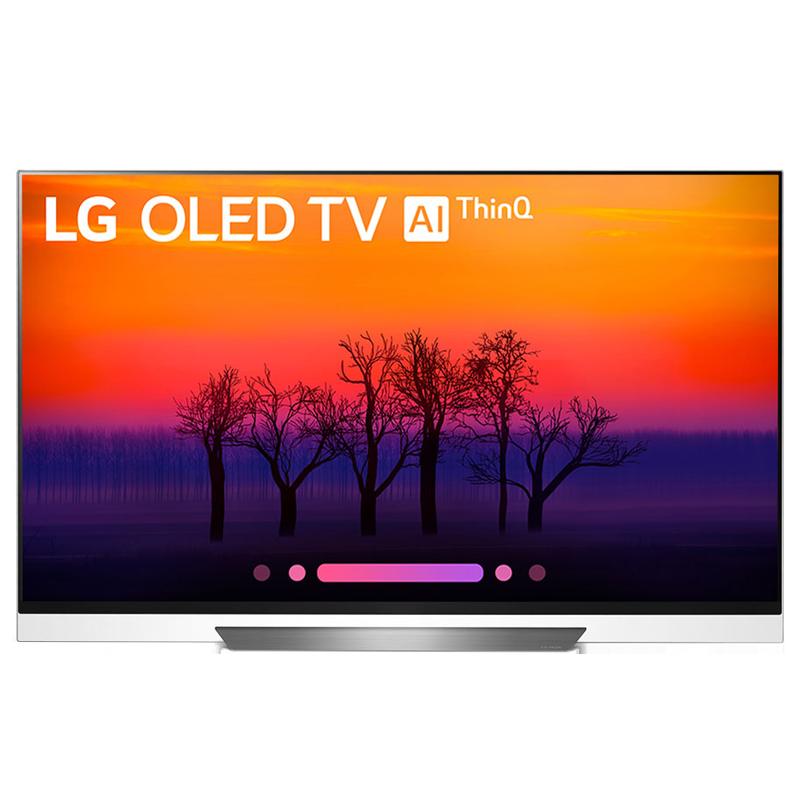 LG 165 cm (65 inch) 4k Ultra HD OLED Smart TV (OLED65E8PUA, Black)_1