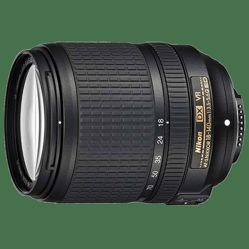 Nikon Nikkor Lens (AF-S DX 18-140 mm f/3.5-5.6 G ED VR, Black)_1