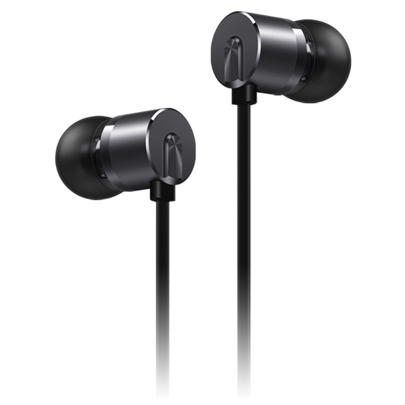 OnePlus In-Ear Wired Earphones with Mic (Bullets V2, Black)_1