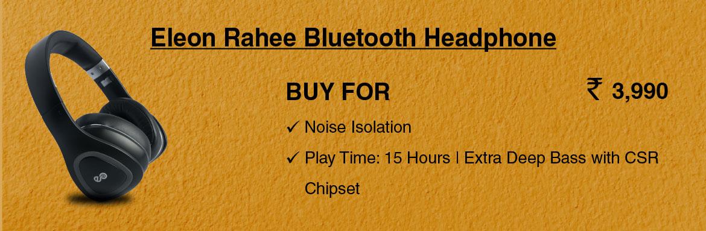 Eleon Bluetooth Headphone