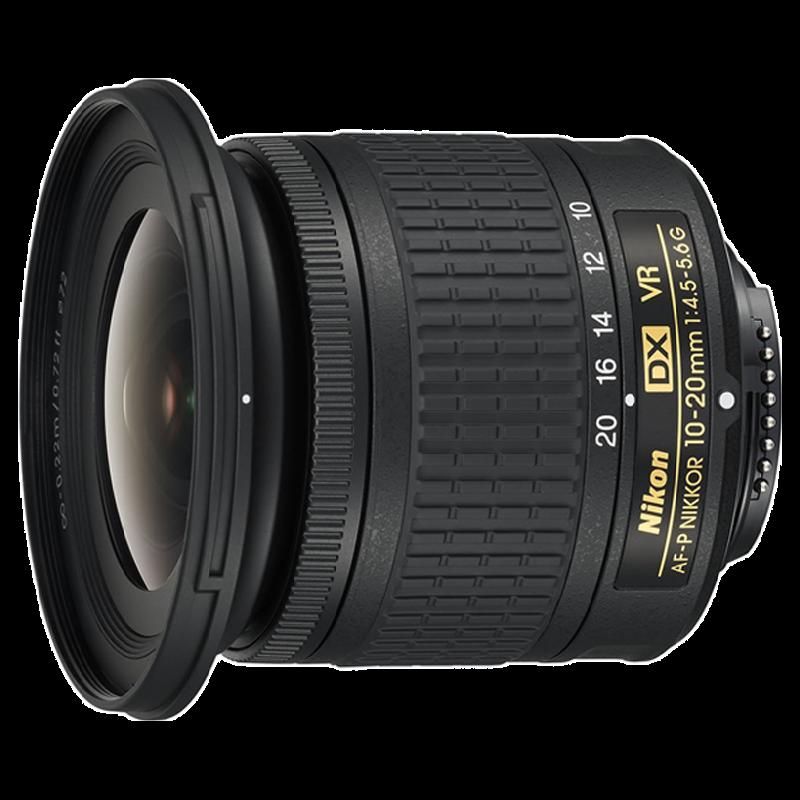 Nikon AF-P DX Nikkor 10-20 mm F4.5-F5.6 VR Lens (Black)_1