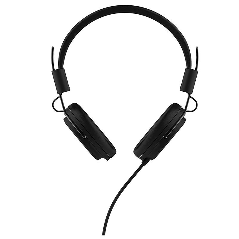 DeFunc Basic Corded Headphones (Black)_1