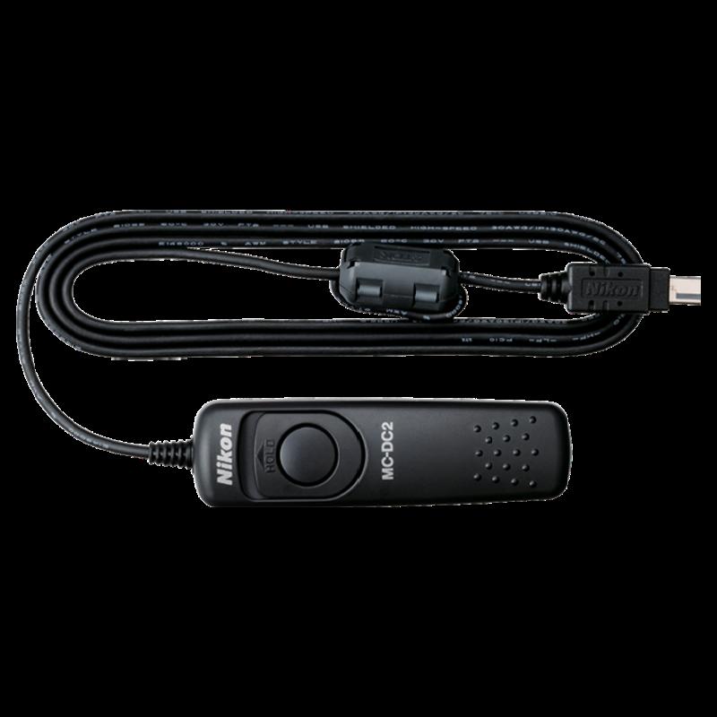 Nikon Camera Remote Cord (MC-DC2, Black)_1