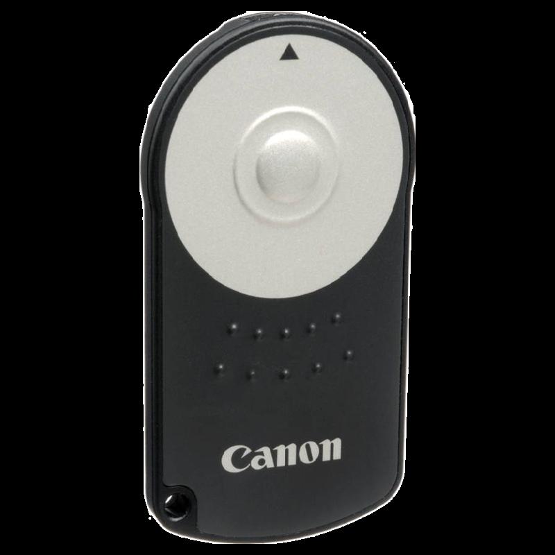Canon Camera Remote Control (RC-6, Black)_1