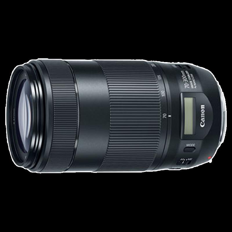 Canon EF 70-300 mm F4-F5.6 IS II USM Lens (Black)_1