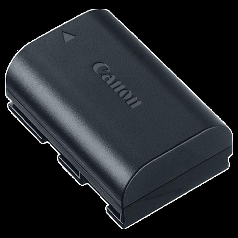 Canon 2000 mAh Camera Battery Pack (LP-E6N, Black)_1