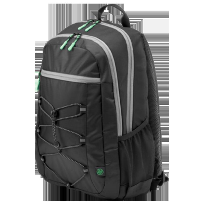 HP 1LU22AA 15.6 inch Laptop Backpack (1LU22AA#UUF, Black)_1