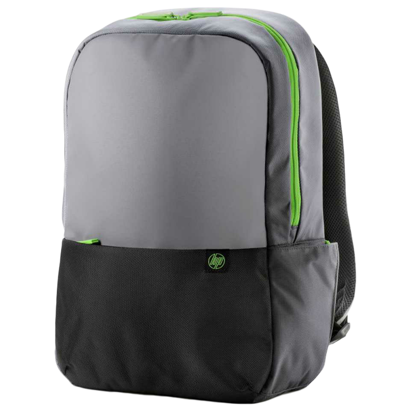 HP Duotone 15.6 inch Laptop Backpack (Y4T23AA, Grey/Orange)_1