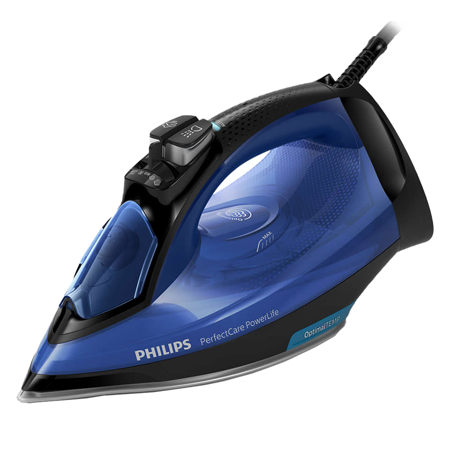 Philips PerfectCare 2400 Watt Steam Iron (OptimalTEMP Technology, GC3920/24, Blue)_1